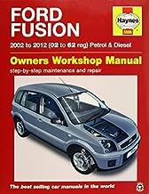 Ford Fusion Petrol & Diesel (02 12) Haynes Repair Manual by Anon (2015-12-21)