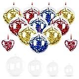 Top 10 DIY Christmas Ball Ornaments