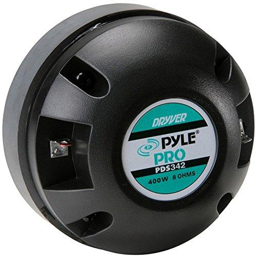 Pyle PDS342 PDS 342 Driver Treiber Tweeter 200 watt rms 400 watt max mit Angriff von 1