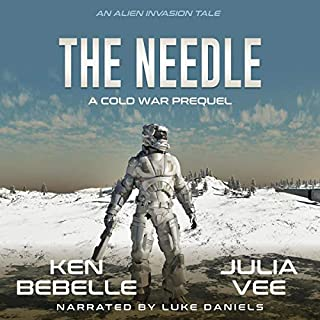 The Needle: An Alien Invasion Tale cover art