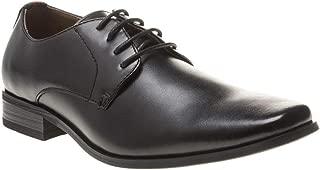 Peter Werth Chisel Derby Mens Shoes Black