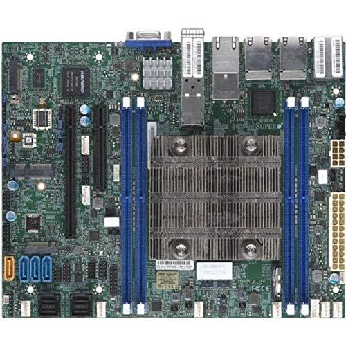 Supermicro Placa Base MBD-X11SDV-4C-TP8F-O Xeon D-2123IT 4 núcleos/8 Hilos 256 GB PCIE Flex ATX Retail