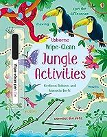 Wipe-Clean Jungle Activities (Wipe-clean Activities)