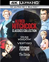 Alfred Hitchcock Classics Collection [4K UHD + Blu-ray]