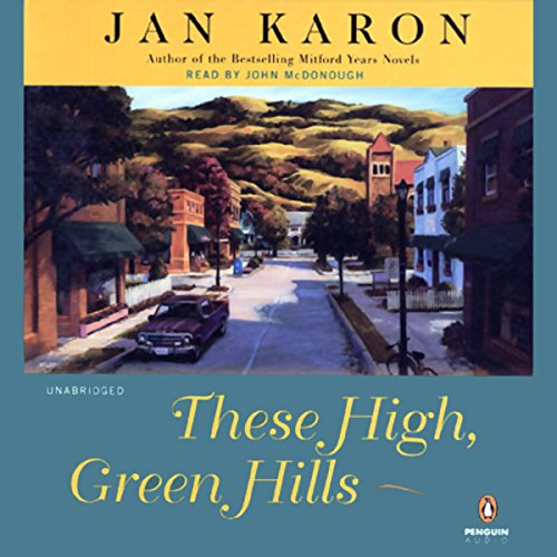 These High, Green Hills     The Mitford Years, Book 3              De :                                                                                                                                 Jan Karon                               Lu par :                                                                                                                                 John McDonough                      Durée : 13 h et 50 min     Pas de notations     Global 0,0