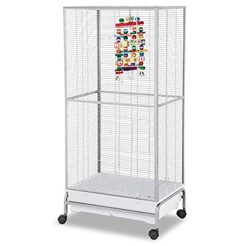 Montana Cages ® | Sittichkäfig, Käfig, Voliere, Vogelkäfig Kansas II - Platinum