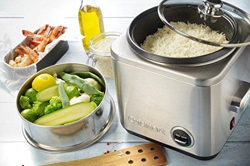 Cuisinart CRC400E Cuiseur à riz et...