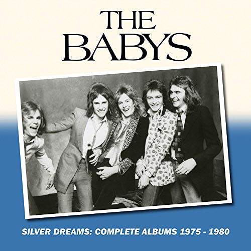 Silver Dreams-Complete Albums 1985-1990/6cd Box
