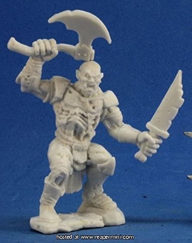 Reaper Bones Zombie Ogre Miniature