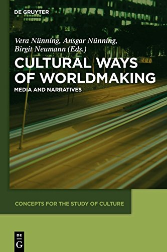 Cultural Ways of Worldmaking (Concepts for the Study of Culture)