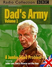 Dad's Army - Volume 1 - A Jumbo-Sized Problem