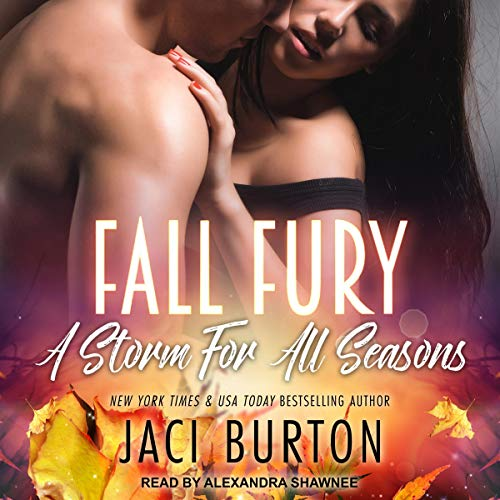 Fall Fury cover art