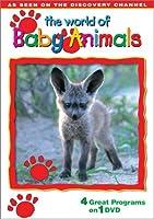 World of Baby Animals [DVD]