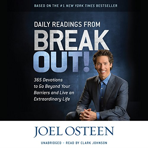 Daily Readings from Break Out! audiobook cover art