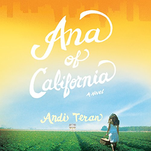 Ana of California audiobook cover art
