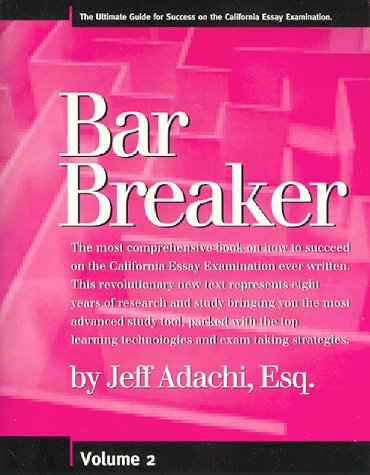 Bar Breaker Vol. 1 and 2 (Set)