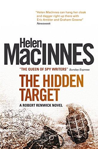 The Hidden Target: A Robert Renwick Novel (English Edition)