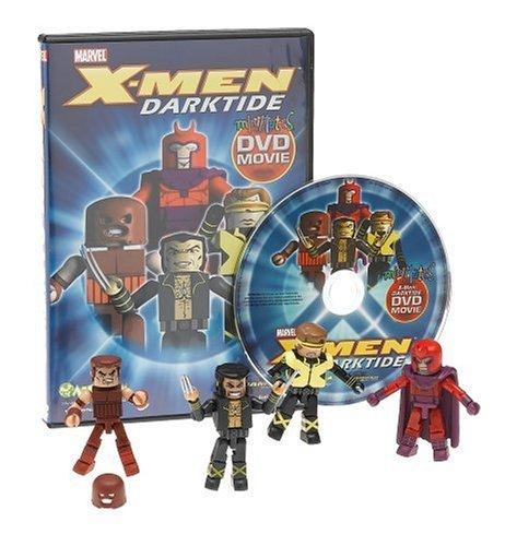 Marvel X-Men Dark Tide DVD Movie Box Set