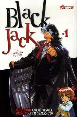 Blackjack, Tome 1 : Le médecin en noir