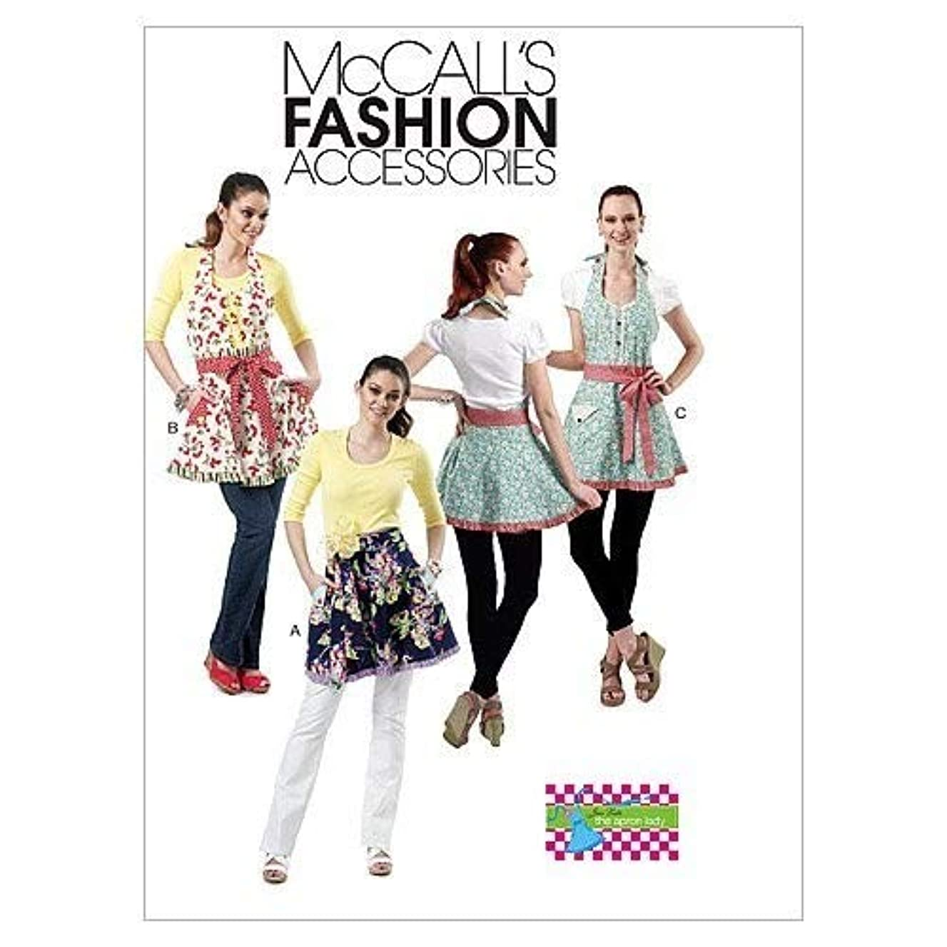 McCall's Patterns M6366 Aprons