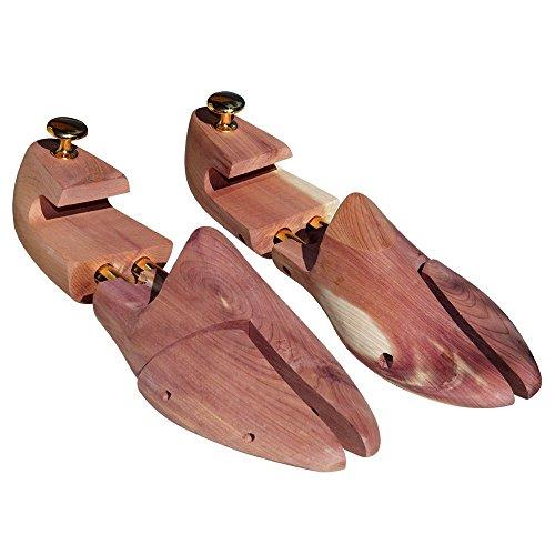 Delfa Cedar Star: Zedernholz Schuhspanner Gr. 41/42, Schuhleisten für jeden Schuh