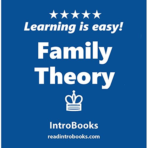 Family Theory audiobook cover art