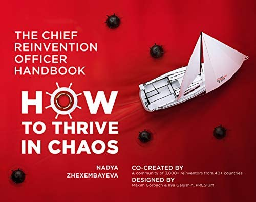 The Chief Reinvention Officer Handbook How to Thrive in Chaos product image
