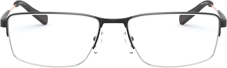 AX Armani Exchange Men's Eyewear Bargain sale Limited price Rectangular Prescription Ax1038