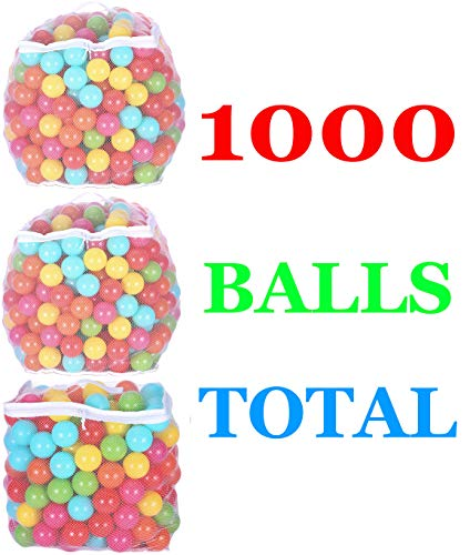 1000 extra balls for ball pit - 3