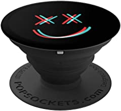 Mr Happy Smiley Original Cute & Funny Face - Boys And Girls - PopSockets Grip and Stand for Phones and Tablets