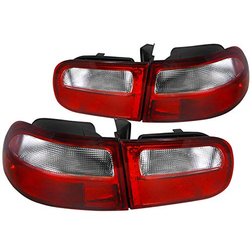 Brake Light Lens Repair Tape for Honda Stream Red Rear Tail Lamp Fix