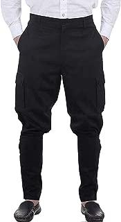 Mens Halloween Medieval Renaissance Pants Steampunk Victorian Viking Costume Cosplay Navigator Gothic Trousers