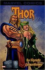 Thor, Tome 1 - La légende asgardienne de Dan Jurgens