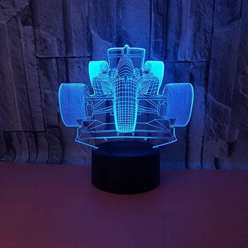 Neu Boxhandschuhe 3D Led Bunte Lichter Touch Fernbedienung 3D Led Lichter 3D Led Vision Nachtlichter