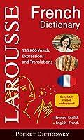 Larousse Pocket French-English/English-French Dictionary