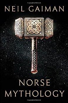 Hardcover Norse Mythology Book