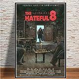 JIUJIUJIU Film The Hateful Eight Canvas Poster und Drucke