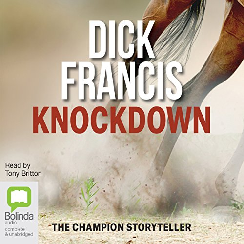 Knock Down audiobook cover art
