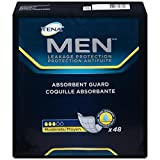TENA Men Incontinence Protective Guard, Level 2, 48 Count by TENA