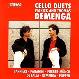 Suite for Two Cellos: V. Marcia finale