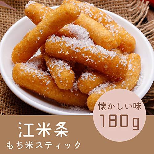 豊麦 江米条(もち米スティック) 180g
