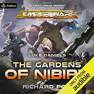The Gardens of Nibiru cover art