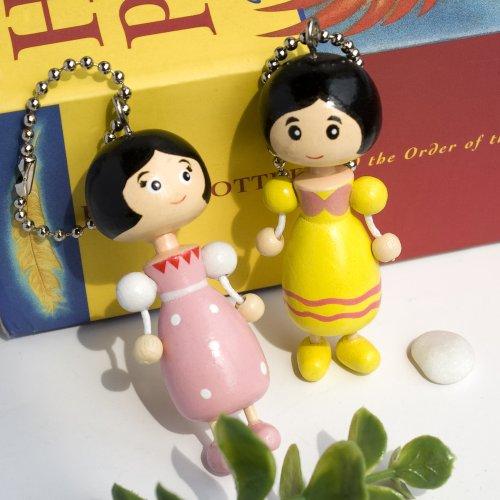 [Lovely Doll-1] – Cell Phone Charm Strap/Camera Charm Sangle/sacs à main Charms