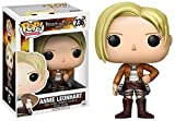 Pop: Attack on Titan - Annie Leonhart # 236 ilustración Coleccionable de Regalos de Anime...