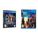 BANDAI NAMCO Entertainment Iberica Jump Force Edicion Estandar + Square Enix Kingdom Hearts 3 PS4