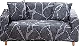 hd-3 Funda de sofá geométrica Funda de sofá Sala de Estar elástica Funda de sofá en Forma de L Spandex Funda de sofá elástica Funda de sofá A20 3 plazas