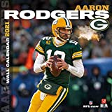Green Bay Packers Aaron Rodgers 2021 Calendar