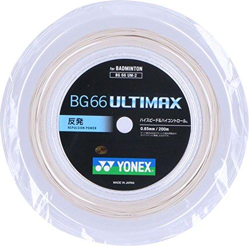 YONEX BG66 Ultimax Badminton String