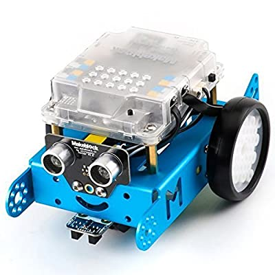 Makeblock DIY mBot 1.1 Kit - Premium Quality - STEM Education - Arduino - Scratch 2.0 - Programmable Robot Kit for Kids to Learn Coding