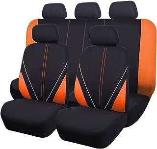 rmg-distribuzione Coprisedili per Tucson Versione bracciolo Laterale 2004-2010 sedili Posteriori sdoppiabili R01S0304 compatibili con sedili con airbag